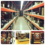 Inside The Vault at George Eastman House.