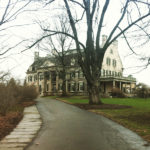 "A very spooky as all get out ""the snow only just melted""  George Eastman House."